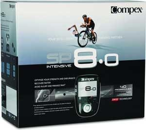 Elektro stimulatie apparaat speciaal gemaakt voor sporters