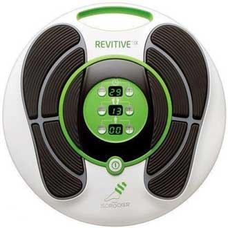Revtive elektrostimulatie voetmassage apparaat