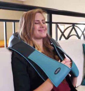 nek en schouders massage apparaat
