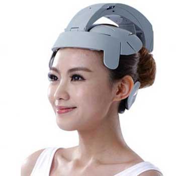 Massage apparaat om je hoofd te masseren