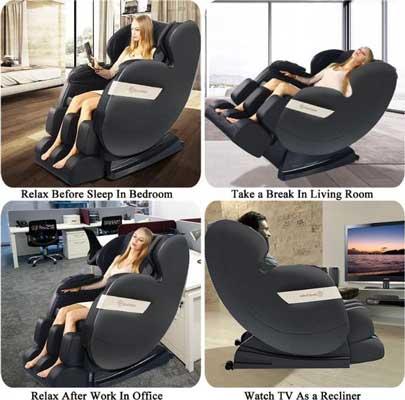 Stoelmassage stoel