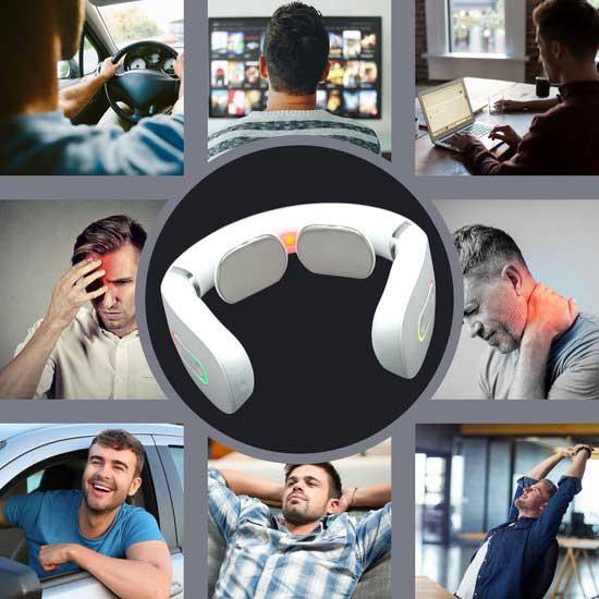 Gezondheidsvoordelen van een nekmassage