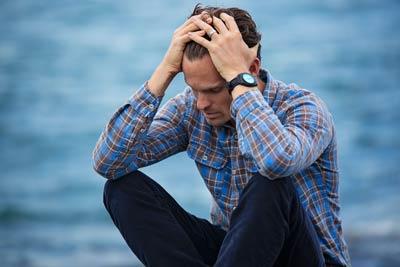 Een massage helpt bij stress en hoofdpijn