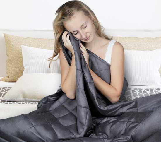 Afmetingen van het deken