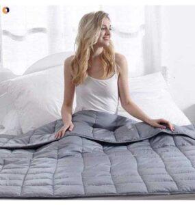 Slaap beter met het Octazy verzwaringsdeken