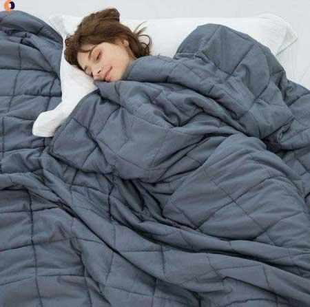 Dieper slapen door een rugmassage